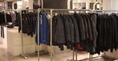 Selecting A Garments Rack For Business Use