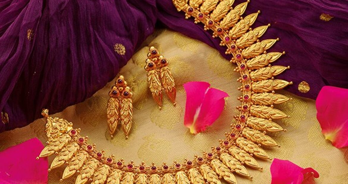 Bridal Jewellery Reflecting Style and personality