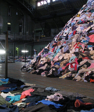 Get Cash for Clothing By Recycling a whole Wardrobe