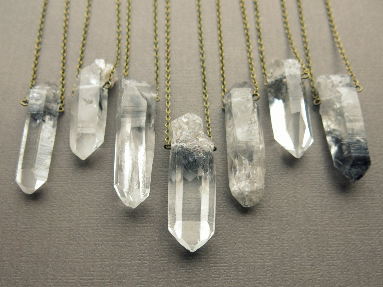 Six Advancements in Healing Gem Necklaces
