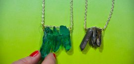 Gem Necklaces