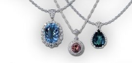 Gemstone Necklaces – The Darlings of favor