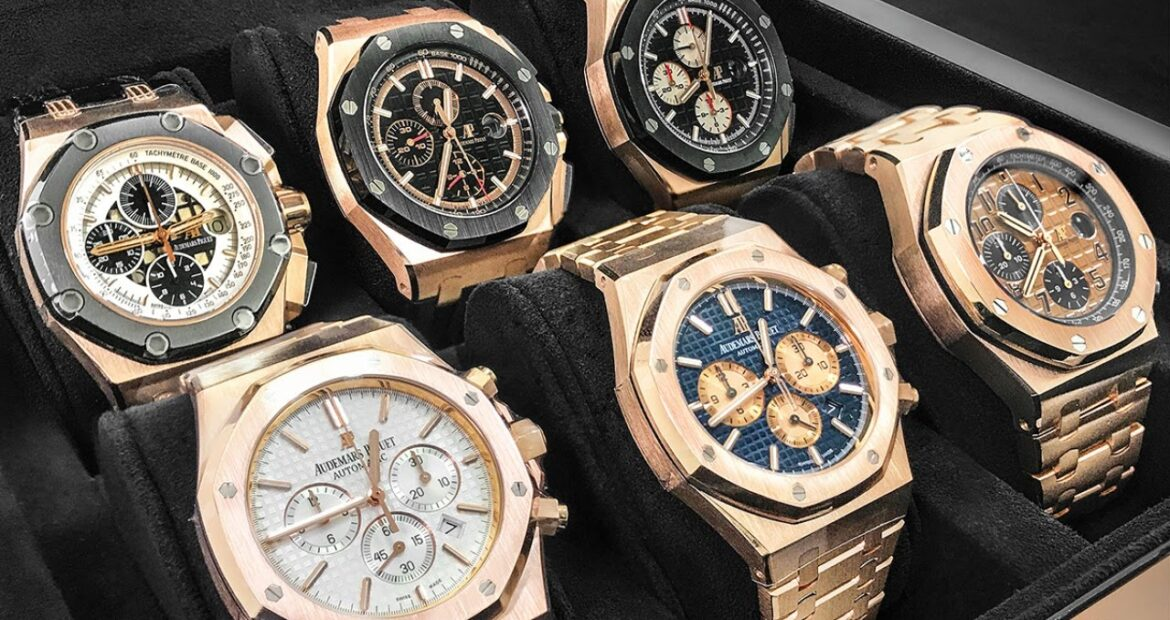 Audemars Piguet Watches are Made to the Most Exacting Standards